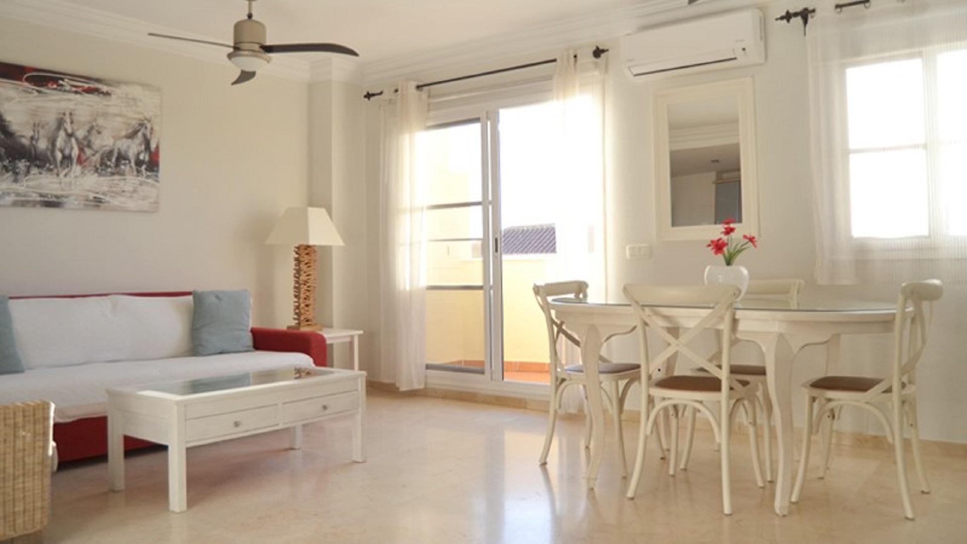 Wohnung -                                       Caleta De Velez -                                       2 Schlafzimmer -                                       4 Personen