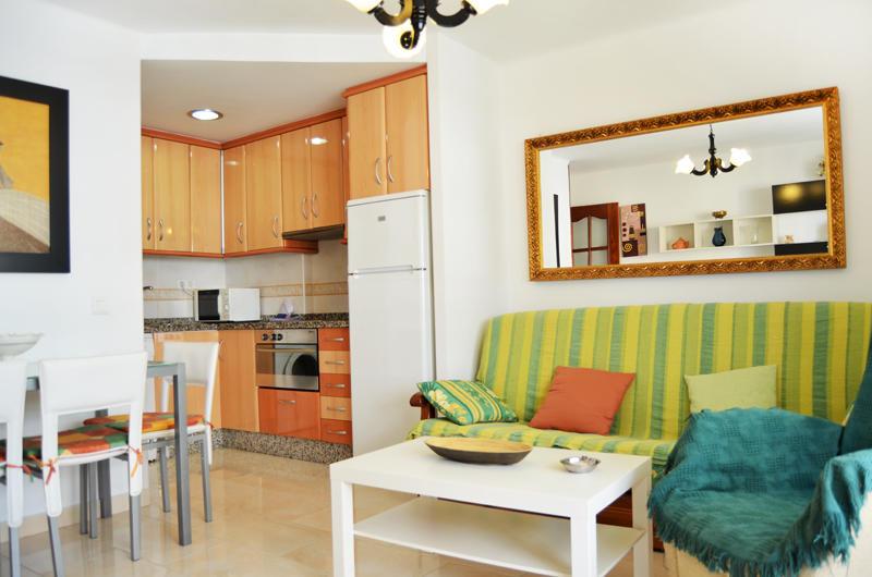 Wohnung -                                       Torre Del Mar -                                       1 Schlafzimmer -                                       2/3 Personen