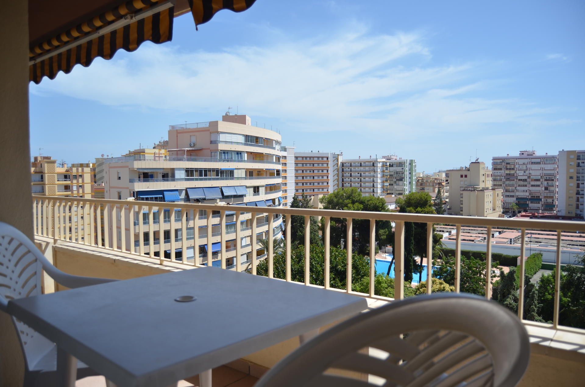 Wohnung -                                       Torre Del Mar -                                       2 Schlafzimmer -                                       4 Personen